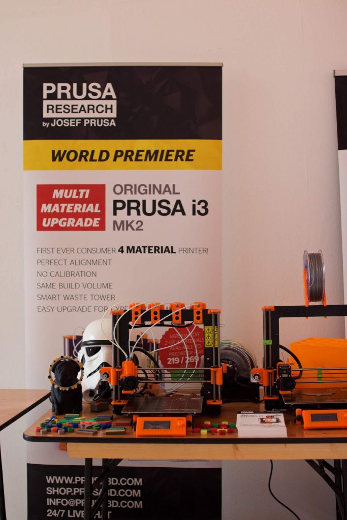 prusa-img_9691Prusa3D kit printers at Digical 2016 Phot via: iMake at Digical