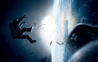 Kessler Syndrome in Alfonso Cuarón's film, Gravity