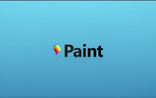 MS Paint 3D logo Microsoft