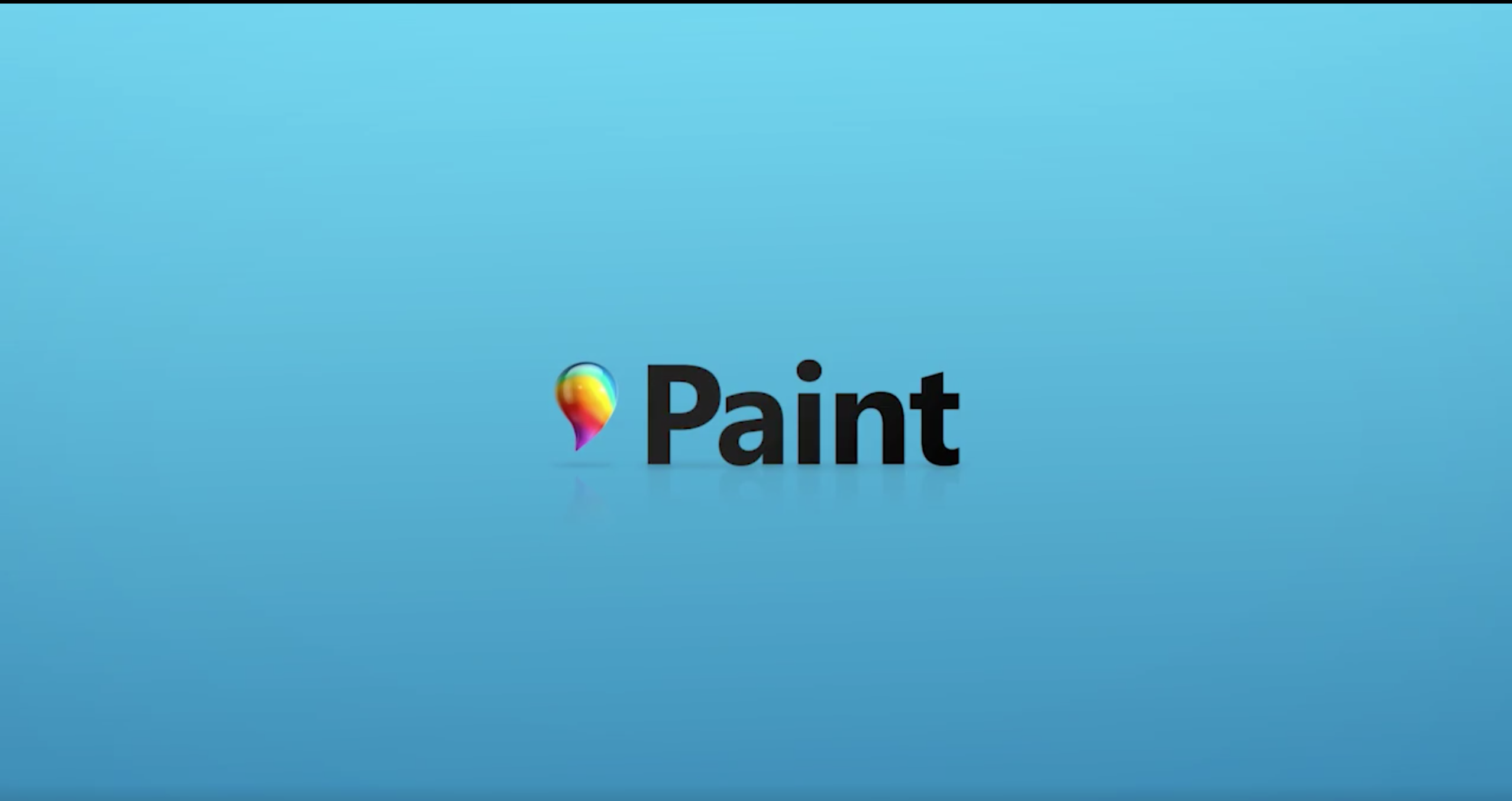 Microsoft paint gets the 3d touch 3d printing industry for How to paint 3d
