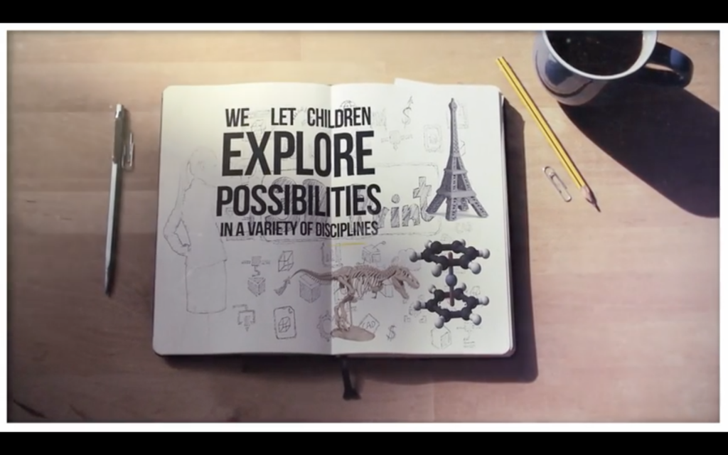Screenshot from 3Dexter | Adding Dimensions to Learning on Youtube. Via:3Dexter Education