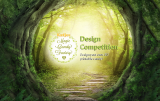Magic Candy Factory Design Competition in collaboration with My Mini Factory