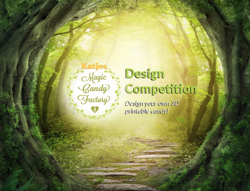 Become a candy designer with Magic Candy Factory competition