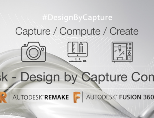 Autodesk launch Design by Capture competition