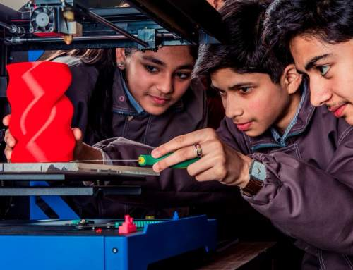 $150K invested in 3Dexter, the future of India's 3D printed education
