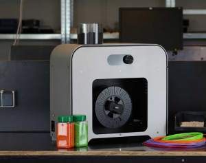 The 3devo Industrial Desktop Filament Extruder