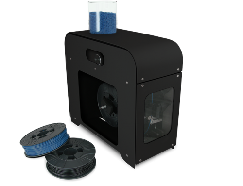 3devo launches 3D printing filament extruders