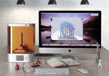 Makex M-Jewelry printer on Kickstarter