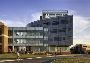 The AMPrint Centre will be housed in the Institute Hall of RIT Photo via: Chris Cooper