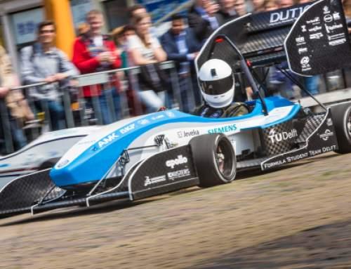 Formula Student: How TU Delft made 3D printing a success