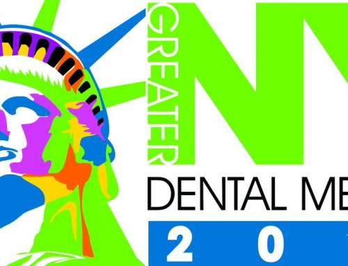 3D scanning of teeth to be showcased at November's Greater New York Dental Meeting
