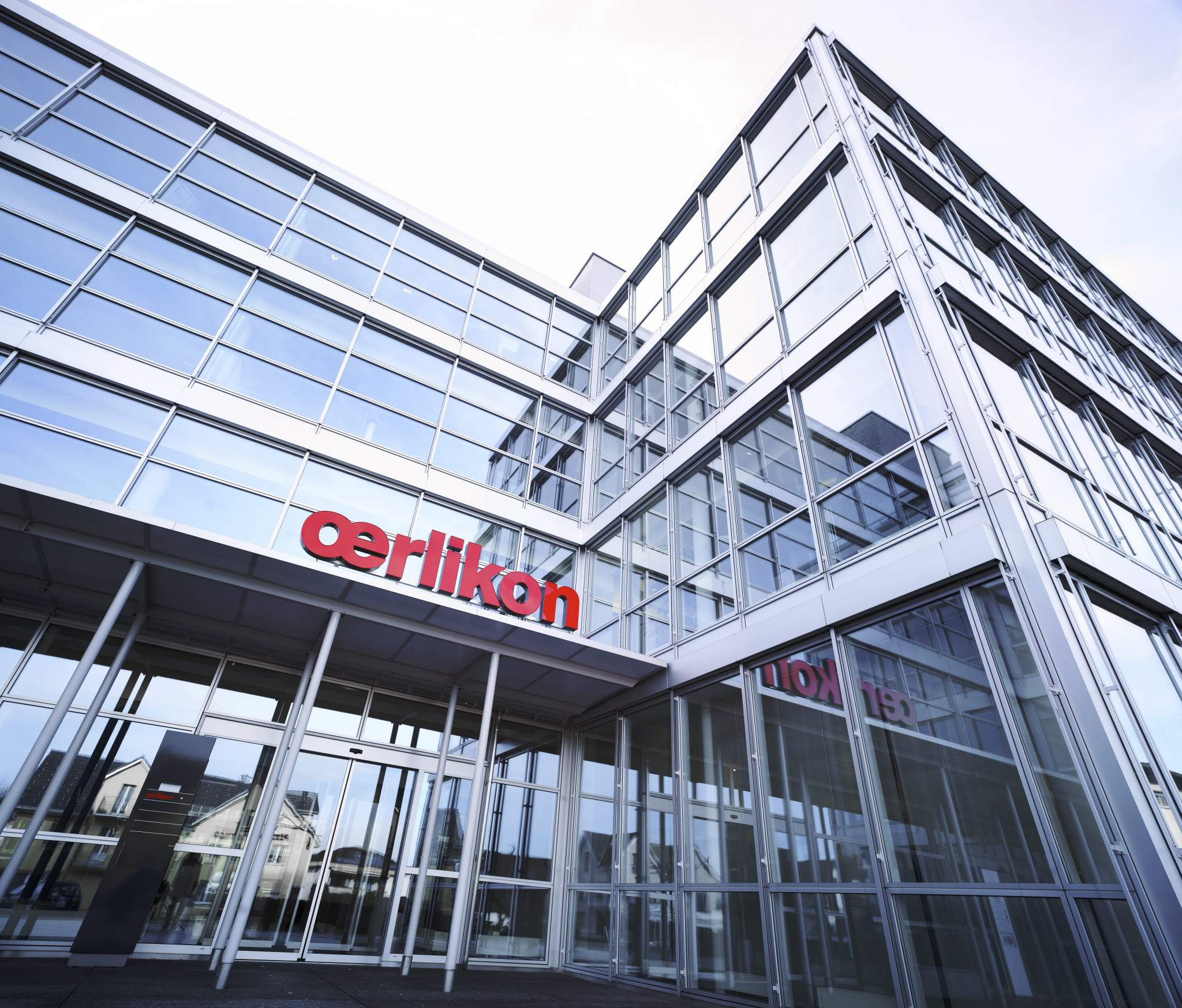 Oerlikon Headquarters in Switzerland. Photo via Oerlikon.