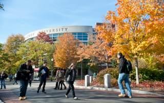 Northeastern University campus Photo via: Mary Knox Merrill / Northeastern University