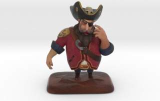pirate-128mm-by-razataj-on-shapeways