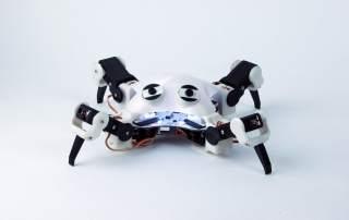 The Quadbot. Image via Engimake