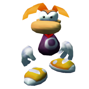 Rahman from Rayman 2 for reference Image via: Ubisoft