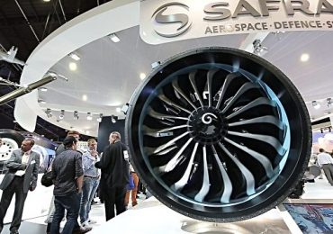 A Safran jet engine Image via: Getty