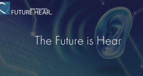 'The Future is Hear' Image via: FutureHear.org