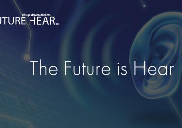 'The Future is Hear' Image via: FutureHear.org