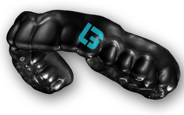 Upper Guard Protection mouthguard via: GuardLabs