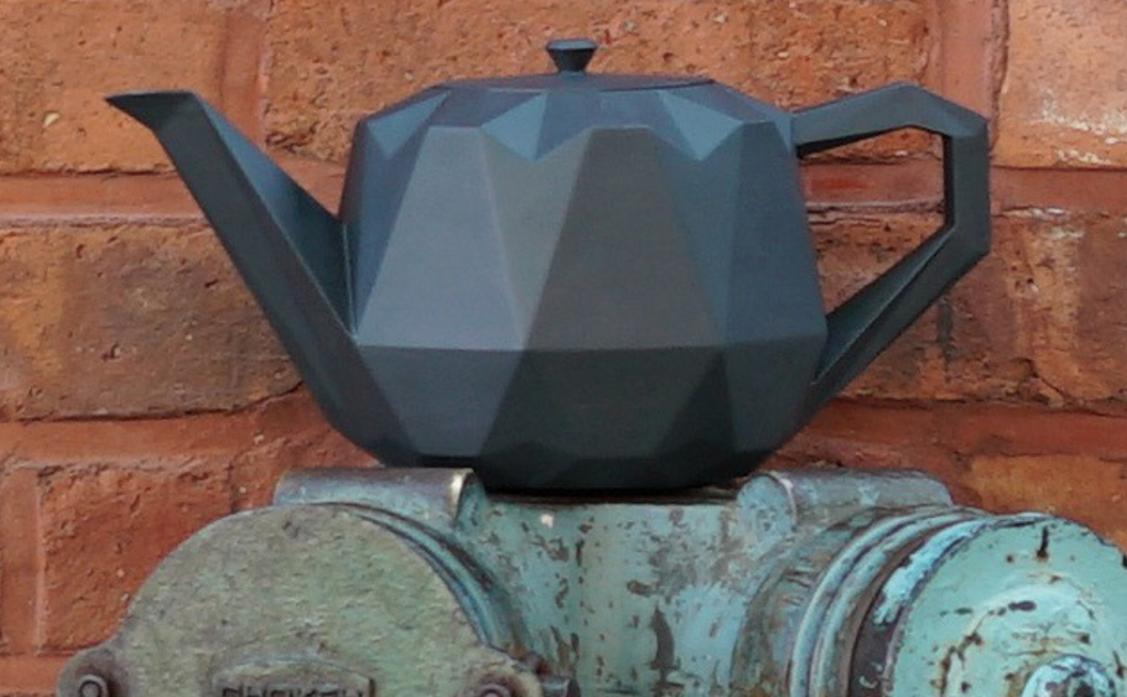 Origami Teapot from Bre & Co. via: Bre & Co. LLC