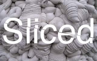 sliced on Anish Kapoor's 3D printed concrete sculptures. Image via: artsobserver.com