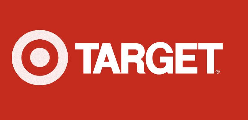 Target store's shade of red. Image via: designmantic.com