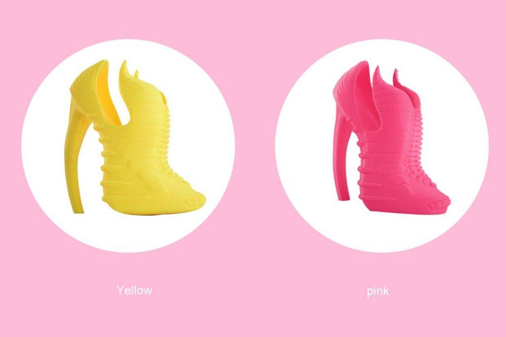 3D printed heels Photo via: winbo.top