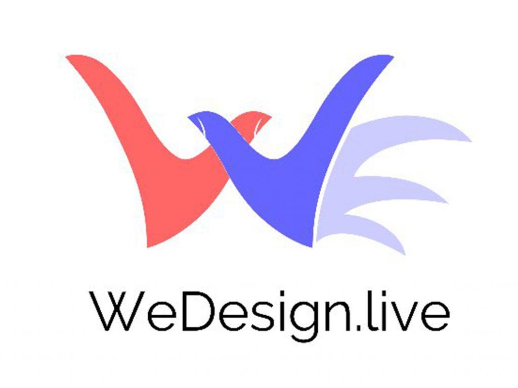 wedesignlive logo