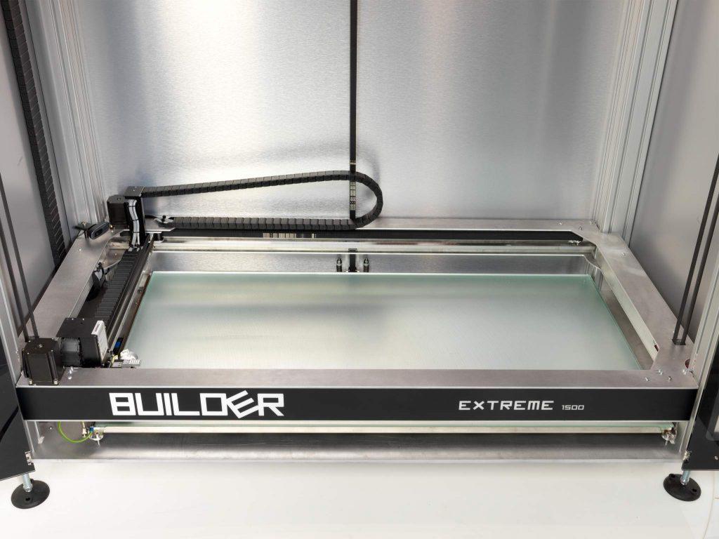 Bigger build, better fit. Photo via: Builder 3D