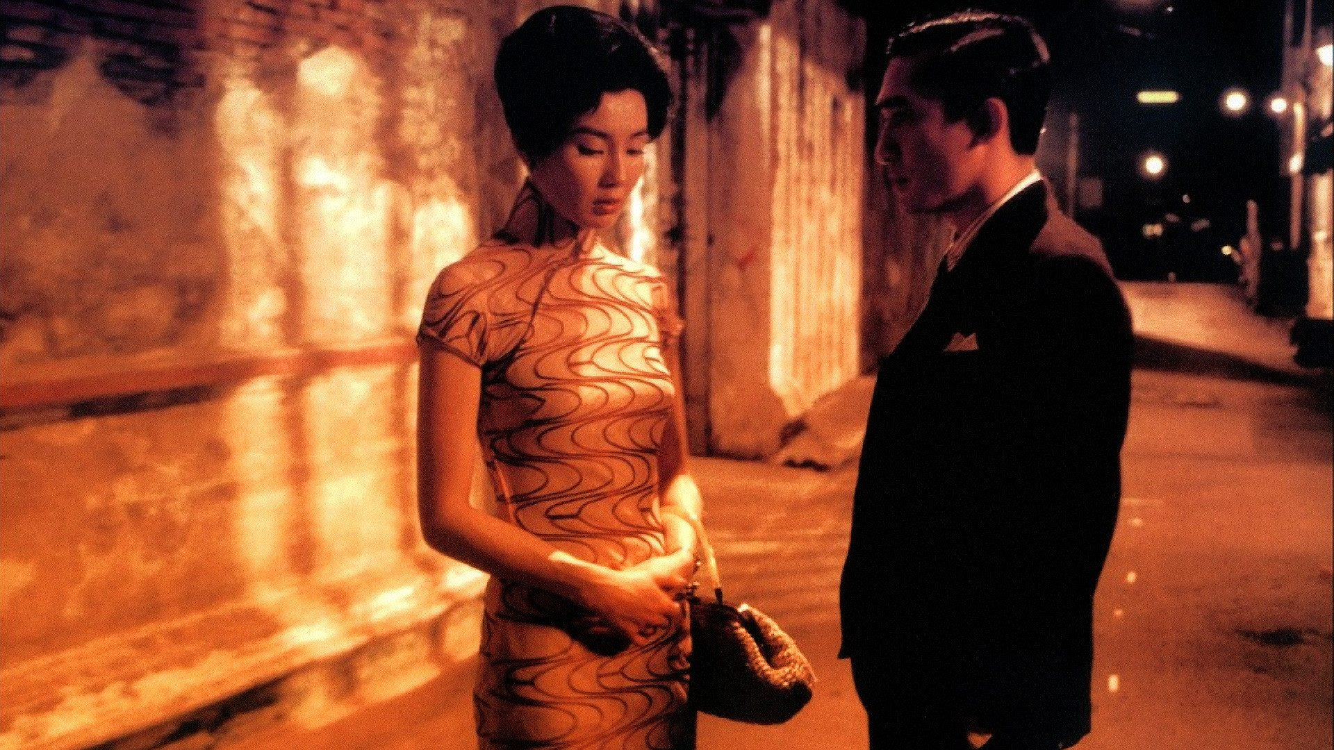 Wong Kar-wai's film In the Mood for Love. Image via: Universal Studios