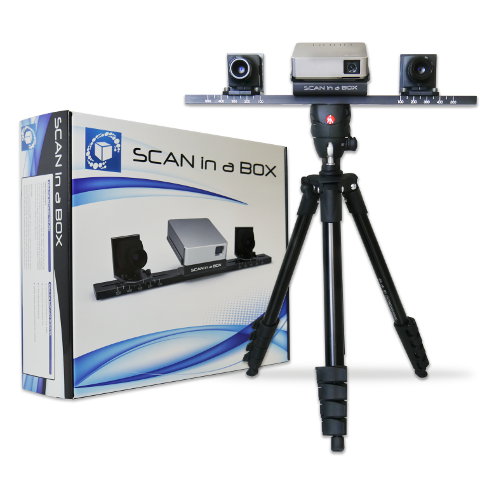 Product image of Open Technologies Srl's Scan in Box, via the company website.