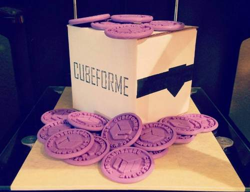 Lessons learned at a 3D printing startup – 3DPI interview CubeForme co-founder Kyle Pham