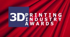 The first annual 3D Printing Industry Awards - taking place on _____ 2017.