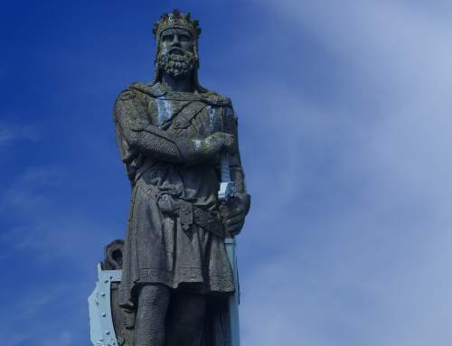 Recreating 3D Robert the Bruce and faces-in-the-wild