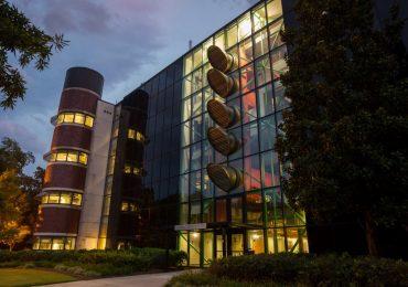 Callaway Manufacturing Research Center at Georgia Tech. Photo via: gatech.edu