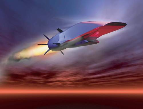 Hypersonic flight moves forward with new research