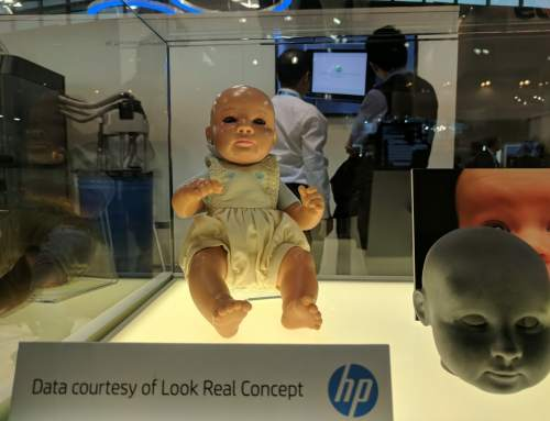 HP Inc. reports fiscal Q1 financial results, first revenue from 3D printing