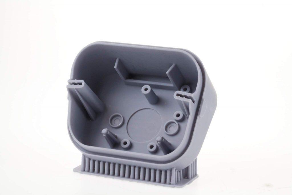 3D printed prototype drill part. Photo via: Ilaria Storato