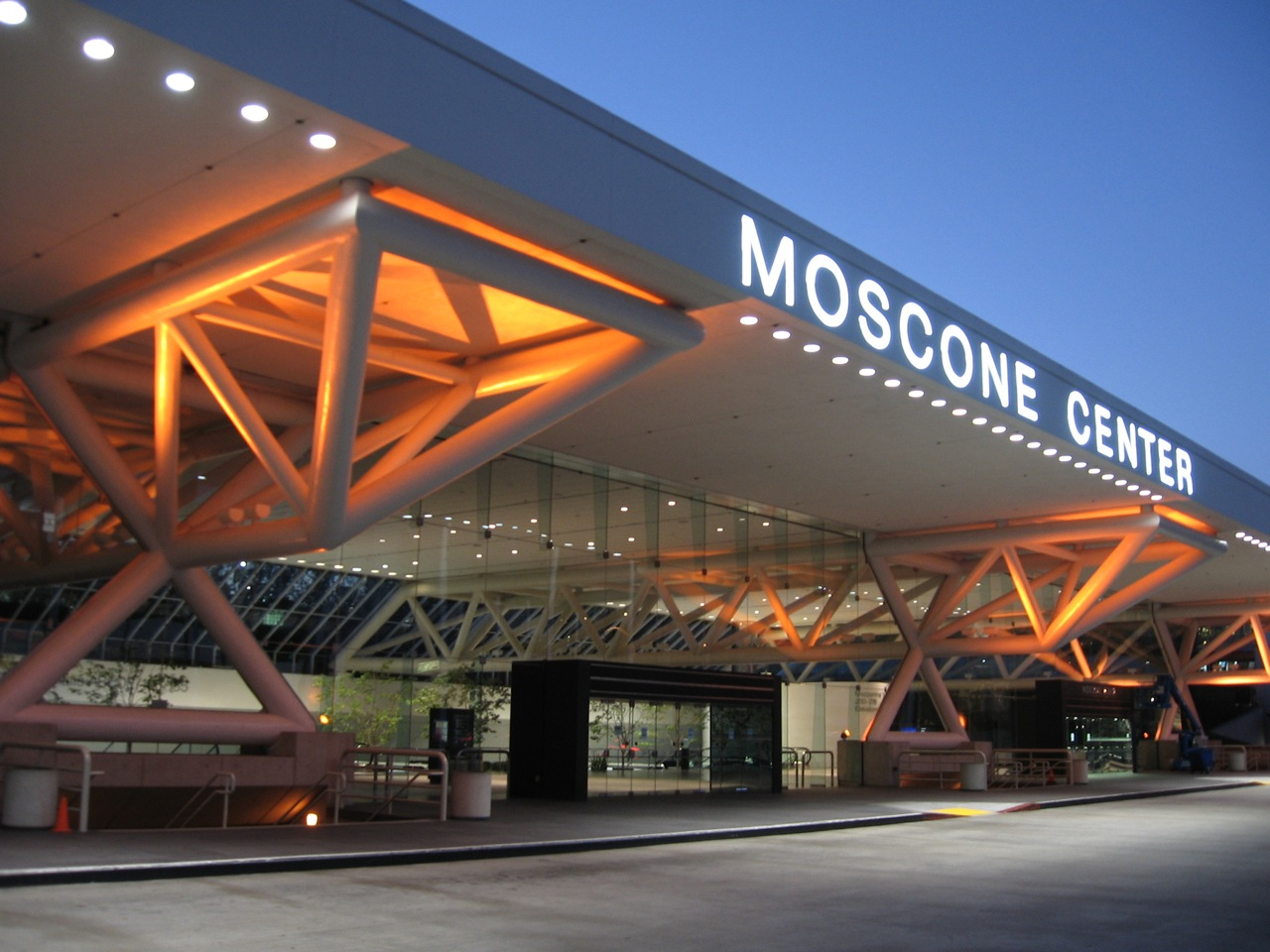 SPIE Photonics West will take place at the Moscone center, San Francisco. Image via Moscone center.