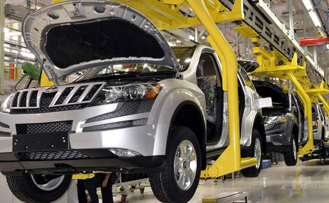 Mahindra are a dominant figure in the automotive industry in India. Image via Mahindra.