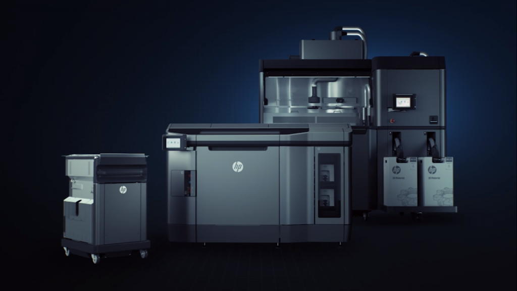 HP Fusion Jet 3D 4200. Image via HP.