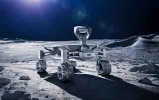 PT Scientists collaborate on Audi Lunar Quattro Rover. Image via Audi.