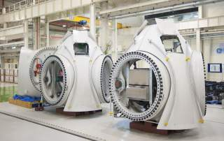 General Electric advanced manufacturing in Pune. Photo by Farhad Bomanjee.