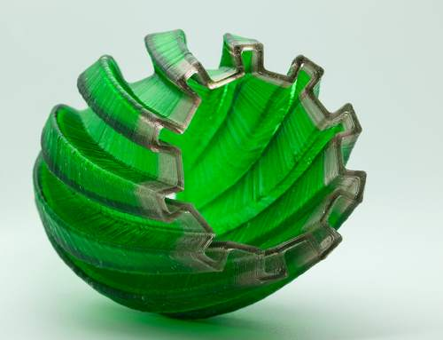 Micron3DP & MIT 3D printing in molten glass