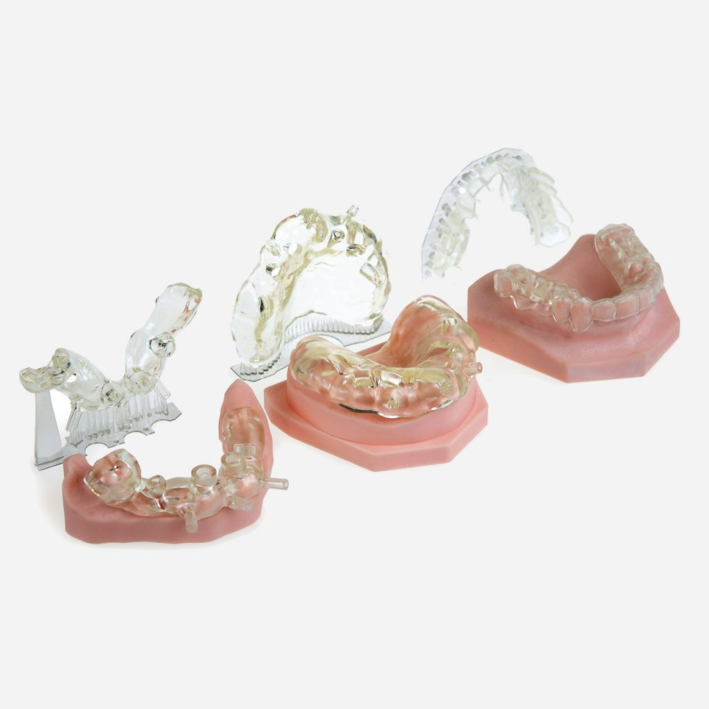 DWS' SLA used to create dental impressions. Photo via: Ilaria Storato