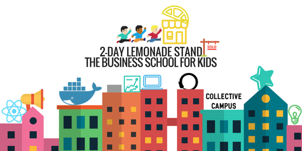 Lemonade Stand provide learning for Australian kids. Image via Lemonade Stand.