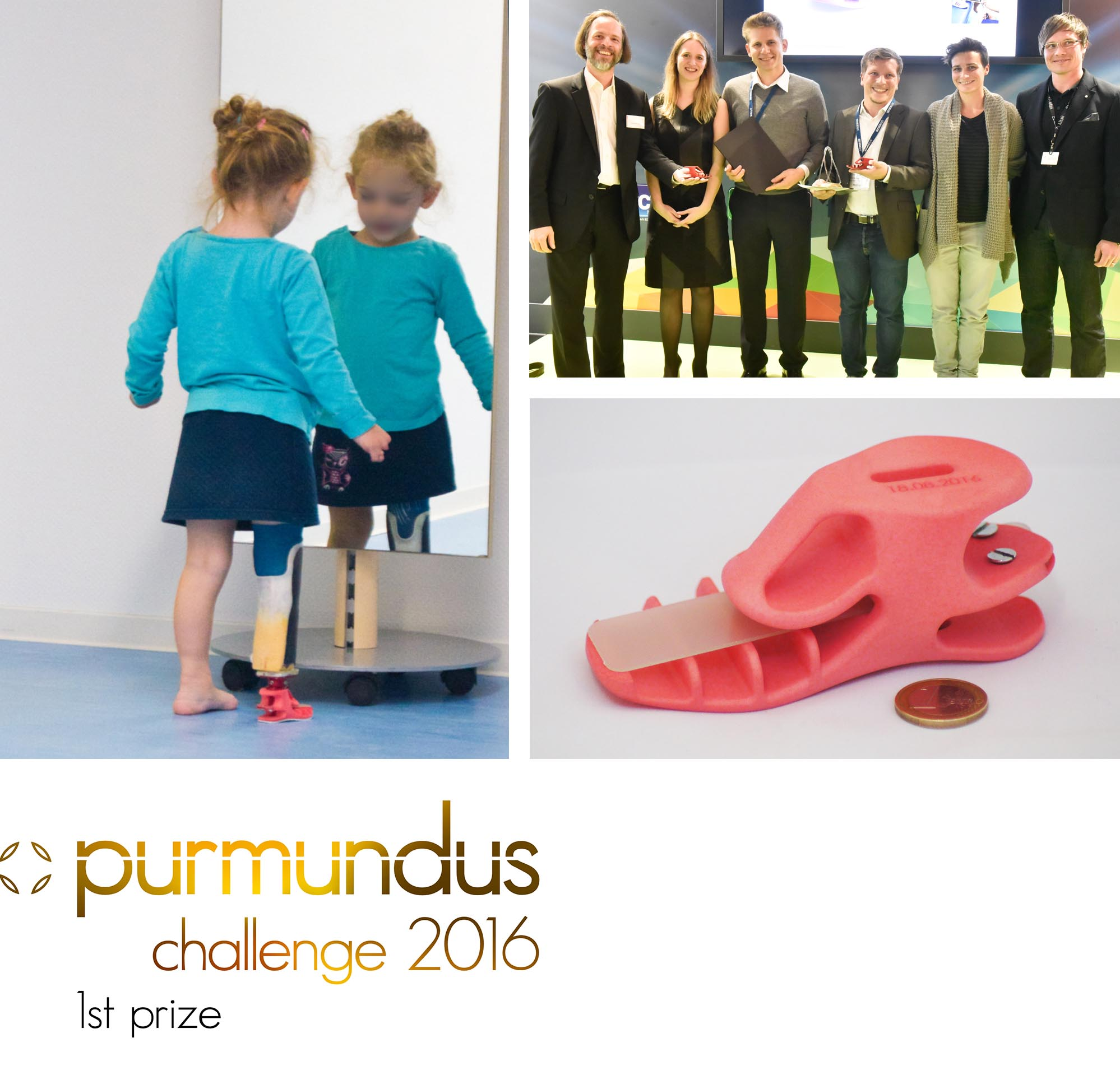 Firstep winners of Purmundus. Image via Purmundus Challenge.