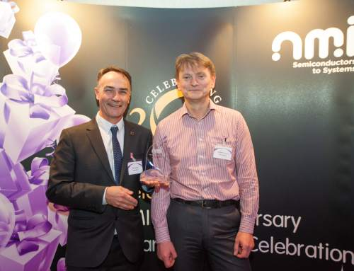 Renishaw's 'Company of the Year' award and new software launch
