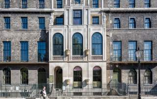 The front of Sir John Soane's Museum Photo via: soane.org